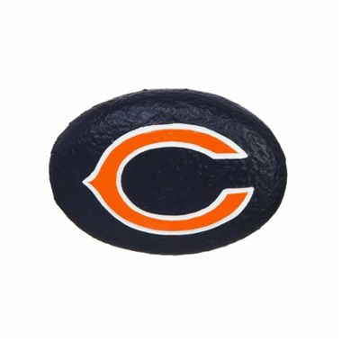 Chicago-Bears-Garden-Rock